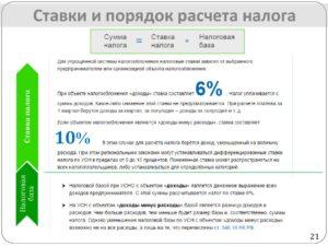 Новые ставки по УСН: объект доходы — 3%, доходы минус расходы — 8%