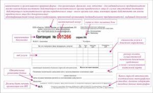 Может ли ИП выписывать квитанцию БСО, вместо чека ККТ, другому предпринимателю