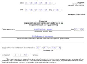 Каким образом можно отменить сданную отчетность и внести новые сведения в документ о Среднесписочной численности работников
