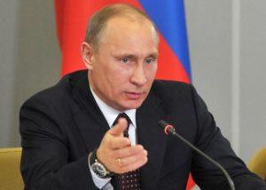 Путин высказался о повышении налогов в 2018 году