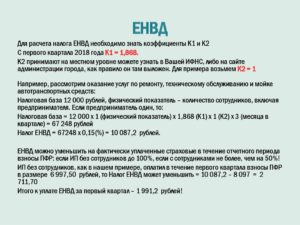 Как рассчитать ЕНВД при оказании гостиничных услуг