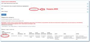 Как проверить ликвидацию организацию по ИНН в 2019 году