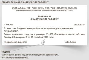 С 19 августа — новые правила подотчета (указание ЦБ от 19 июня 2017 № 4416-У)