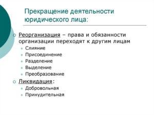 Приостановка деятельности без ликвидации ООО