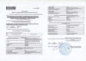 Подлежат ли внесению в ЕГРЮЛ сведения о новых видах деятельности