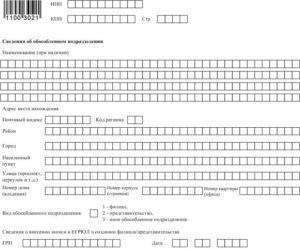 В какой срок необходимо зарегистрировать обособленное подразделение