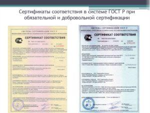 Обязательно ли выдавать покупателю вместе с купленным товаром сертификат соответствия?