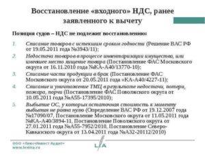Списание товара с истекшим сроком годности - документы, БУ