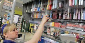 При каких условиях разрешена продажа табачных изделий в магазине купить электронную сигарету в вологде адреса