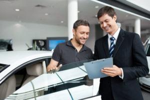 Покупка автомобиля руководителем организации
