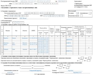 ПФР внес изменения в форму СЗВ-СТАЖ