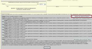 Какие коды указывать при заполнении формы РСВ-1
