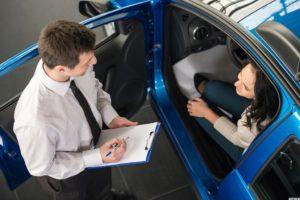 Приобретение автомобиля в лизинг