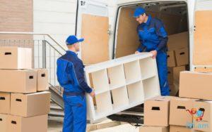 Налоговый режим при оказании услуг погрузки, разгрузки и подъема мебели