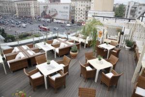 Увеличивает ли летняя веранда, площадь имеющего торгового помещения кафе