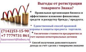 Регистрация и учет товарного знака при УСН