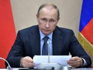 Путин подписал закон о блокировке счетов юрлиц и ИП с 26 сентября 2018 года