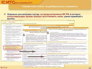 Восстановление НДС по основным средствам при переходе на УСН