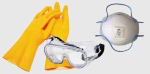 Может ли организация на УСН включить в расходы приобретенные рабочие костюмы, защитные маски, перчатки и очки?