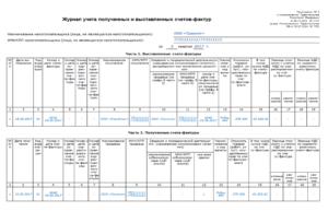 Нужно ли вести журнал учета полученных и выданных счетов-фактур при УСН?