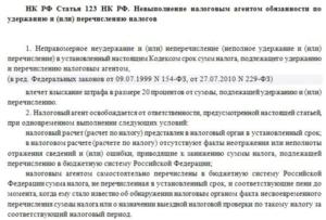 Штраф за учетную политику составляет всего 200 рублей