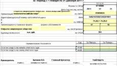 Как заполнить отчет о целевом использовании средств в ТСЖ?