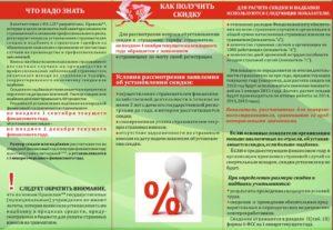 Срок подачи заявления на получение скидки на тариф взносов на страхование от несчастных случаев и профзаболеваний