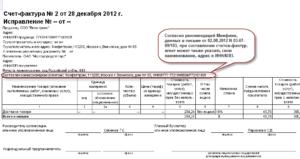 Перевыставление счета-фактуры от поставщиков коммунальных услуг арендатору