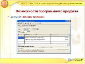 Учет приобретение программного продукта