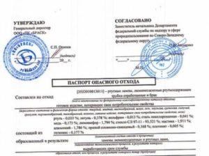 Должны ли СНТ оформлять паспорт на отходы?