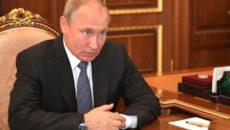 Путин подписал закон о блокировке подозрительных операций юрлиц и ИП с 26 сентября
